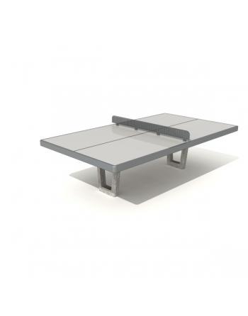 Stół pinpongowy stały